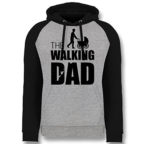 Shirtracer Vatertag - The Walking Dad - XL -