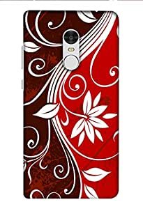 Redmi Note 4 Mobile Back Cover For Redmi Note 4; It Is Matte glossy Thin Hard Cover Of Good Quality (3D Printed Designer Mobile Cover) By Clarks
