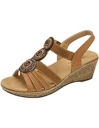 6d540614fe Amazon.co.uk: Dunlop - Sandals / Women's Shoes: Shoes & Bags