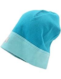 PICKAPOOH Baby/Kinde Mütze Rap aus Bio-Baumwolle