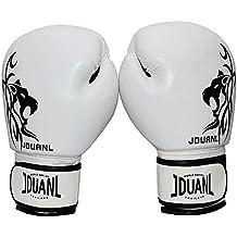 Gants de boxe Adulte / haute protection Gants agressions, Blanc