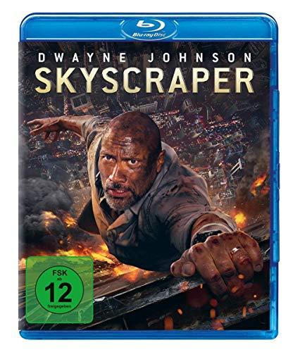 Skyscraper [Blu-ray] Black Hd-dvd