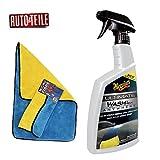 Meguiar Ultimate Wash&Wax Anywhere G3626 Waschen ohne Wasser Auto Shampoo Autoreiniger Reinigung / Mikrofasertuch Soft *Geschenkset*