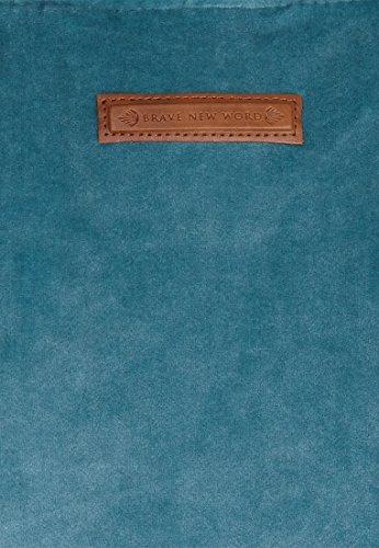 Naketano Male Hoody Schwanzus Longus Mack III Dusty Blue