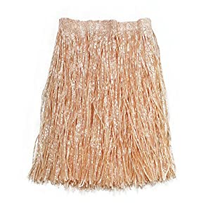 Hawaiian Grass Skirt Fancy Dress (disfraz)