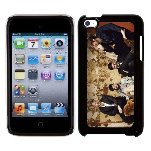 Mumford & Sons Case passt für Apple iPod Touch 4. Generation (Motiv 2)