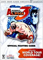 Street Fighter Alpha 3 - Official Fighting Guide de BradyGames