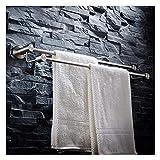 Badezimmer-Zubehör Dailyart Handtuchhalter 40cm ...