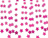 hangnuo 4 m estrellas guirnalda de papel para boda cumpleaños aniversario parte las niñas...