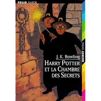 Harry Potter (2) : Harry Potter et la chambre des secrets