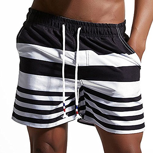 Board Shorts Swim (Willian Jun Men's Swim Trunks Quick Dry Beach Pants Swimsuits Beach Board Shorts)