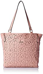 Lavie Volga Women's Tote Bag (Pink)