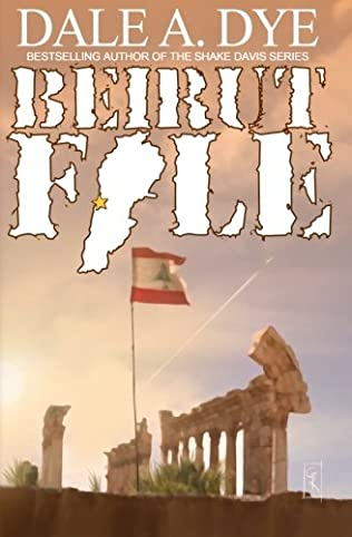book cover of Beirut File