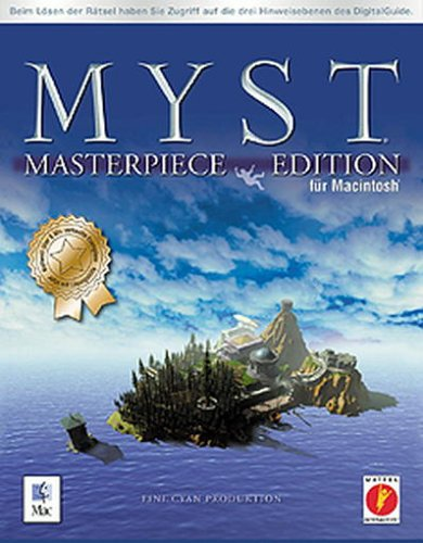 Den Myst-spiel Für Mac (Myst: Masterpiece Edition)