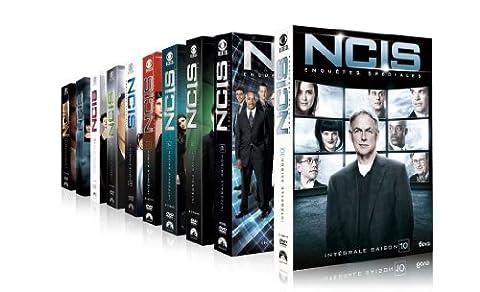NCIS (Navy CIS) - Staffeln 1-10 [DVD] EU Import / Alle Staffeln mit deutschem Originalton