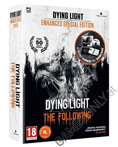 Dying Light: The Following Enhanced [Special uncut Edition] PC Special Edition Pc