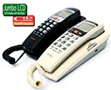#6: Landline Caller Id KX-T555 LCD Telephone Corded Phone (Assorted Color)