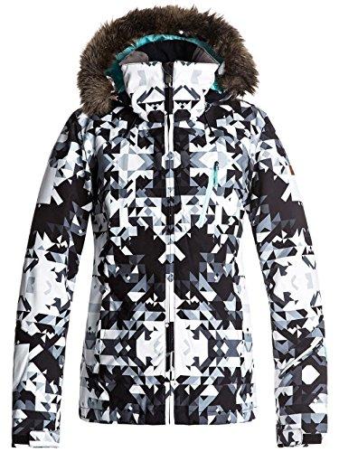 Damen Snowboard Jacke Roxy Jet Ski Premium Jacke
