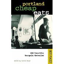 Portland Cheap Eats: 200 Terrific Bargain Eateries (Best Places Budget Guides)