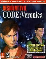 Resident Evil Code, Veronica - Prima's Official Strategy Guide de Prima Development