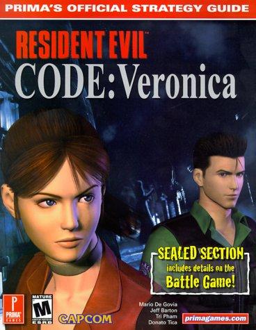 Resident Evil Code, Veronica