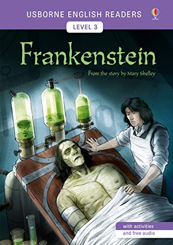 Frankenstein - English Readers Level 3