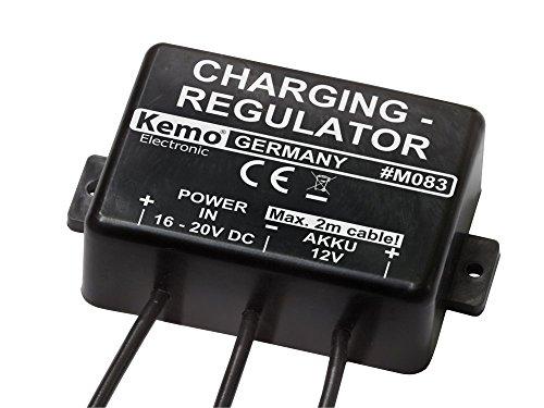 MANUALE Questo modulo supervisiona la carica di una batteria al piombo 12V GEL o da automobile facendo partire automaticamente la carica appena la tensione della batteria cala, una volta che la batteria risulta completamente carica il modulo ferma la...