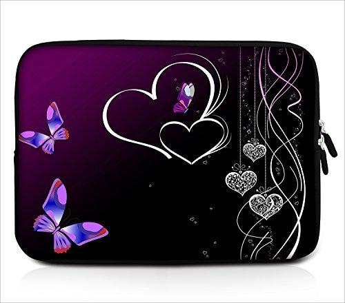 Sidorenko 7-8 Zoll Tablet Hülle für iPad / Samsung Galaxy Tab - Tasche aus Neopren, 42 Designer Case zur Auswahl