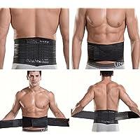 Rückenbandage Stützgürtel Rückengürtel Haltungskorrektur Stabilisator R-140 (L - 100 cm) preisvergleich bei billige-tabletten.eu