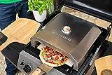 La Hacienda Stainless Steel BBQ Pizza Oven