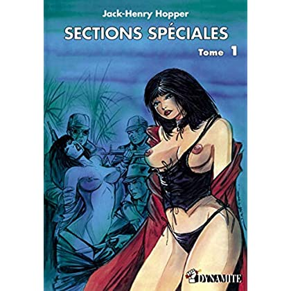 Sections spéciales - tome 1 (01)