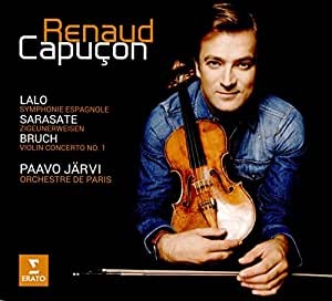 Lalo / Sarasate / Bruch