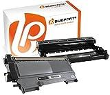 Bubprint Toner & Trommel kompatibel für Brother TN-2220 TN-2010 DR-2200 für DCP-7055 DCP-7065DN HL-2130 HL-2270DW MFC-7360N MFC-7460DN MFC-7860DW