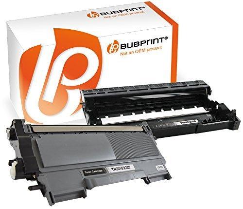 Bubprint Toner kompatibel für TN-2220 TN2220 TN 2220 XXL TN-2010 TN2010 TN 2010 (2.600 S) & Trommel DR-2200 DR2200 DR 2200 für Brother DCP-7065dn