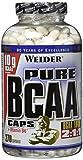 Weider, Pure BCAA Caps, 1er Pack (1x 270 Kapseln)