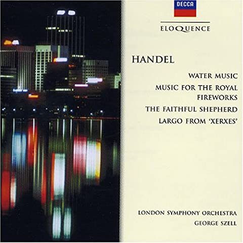 Water Music (Lso/Szell)