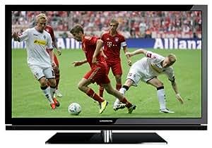 Grundig 40 VLE 8160 BL 102 cm (40 Zoll) 3D LED-Backlight-Fernseher (Full-HD, DVB-T/C/S2) schwarz