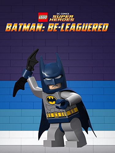 Image of BATMAN: BE-LEAGUERED