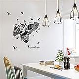 Aha Yo Kinderzimmer Dekorative Wand Mit Owl Umriss Wand Mit Schlafzimmer Persönlichkeit Hintergrund Dekoration 50Cm X 70Cm