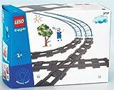 LEGO DUPLO Eisenbahn 2737 Schienen und Kreuzung