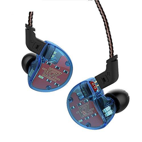 OPAKY Kopfhörer mit 1 dynamischem Hybrid-In-Ear-Kopfhörer HiFi-Bass-Headset, für iPhone, iPad, Samsung, Huawei,Tablet usw