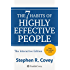 The 7 Habits of Highly Effective People: Powerful Lessons in Personal Change Interactive Edition