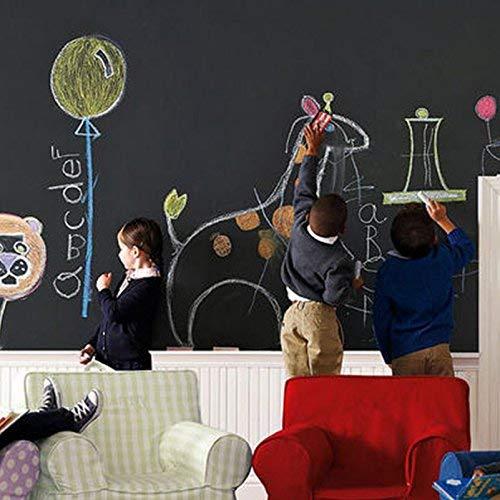 ung romantische warme Wand Büro Schule versorgt die Tafel-, 90 * 100 cm, weiß ()