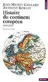 Histoire du continent européen