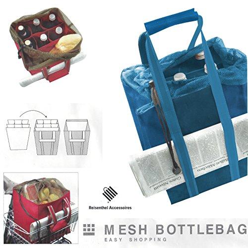 Reisenthel Bottlebag Flaschentasche Tragetasche Flaschenkorb Flaschenträger Bag