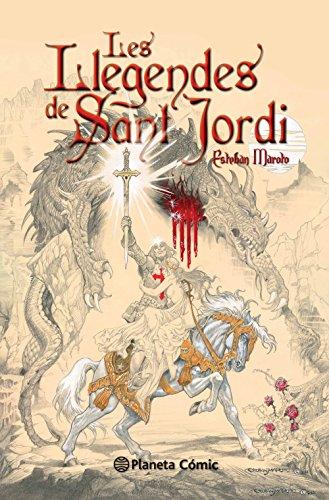 Les llegendes de Sant Jordi par Esteban Maroto Torres