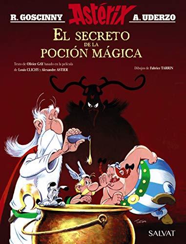 Las aventuras del galo han vendido hasta el momento 350 millones de ejemplares en el mundo.íLlega un nuevo álbum de Astérix, basado en la película de animación de próximo estreno, lleno de humor y sorpresas!