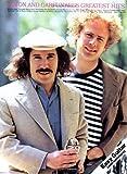 Simon And Garfunkel Greatest Hits (Melody, Lyrics & Chords): Noten für Gesang, Gitarre (Paul Simon/Simon & Garfunkel)