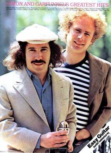 Simon and Garfunkel's Greatest Hits (easy Guitar) (Paul Simon/Simon & Garfunkel)