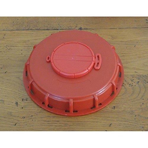 Multitanks - Couvercle 15cm pour cuve 1000L avec ouverture centrale
